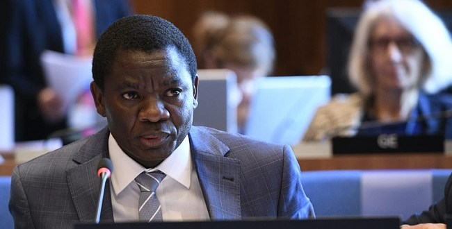 Zambia education minister fired amid probe over bedroom video